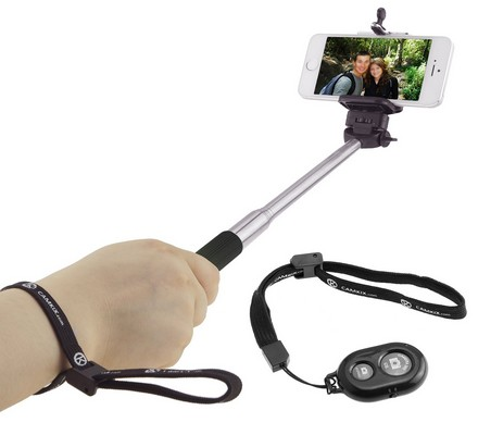 CamKix® Extendable Selfie Stick with Bluetooth Remote Review