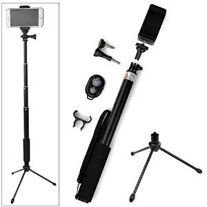 Ace3C Rhythm Pro Selfie Stick Monopod Review